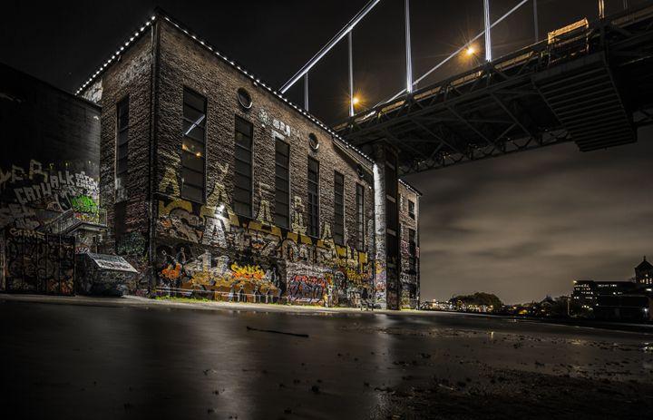 Graffit art - Inglund Photography