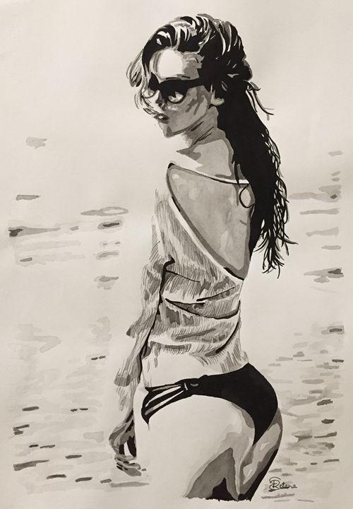 summer - Eugenia Retana