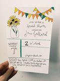 Custom Bridal Shower Invite
