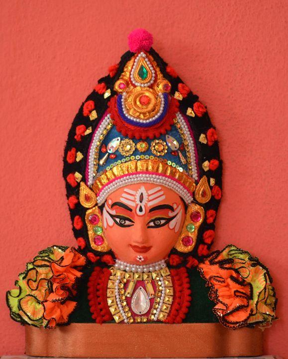 Yaksha Vesha - Yaksha Gallery