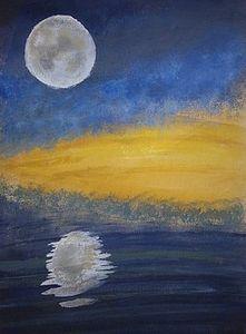 Reflection Moon
