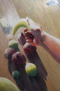 Fruits under arrest (2006) (sold)