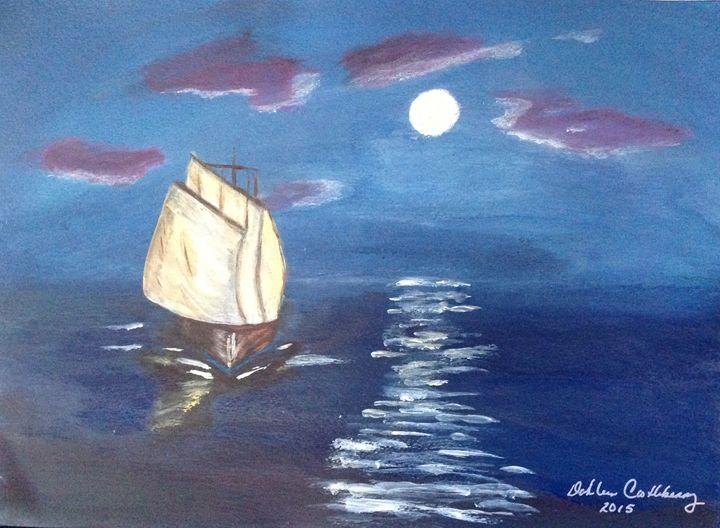 Midnight passage - Dahleen