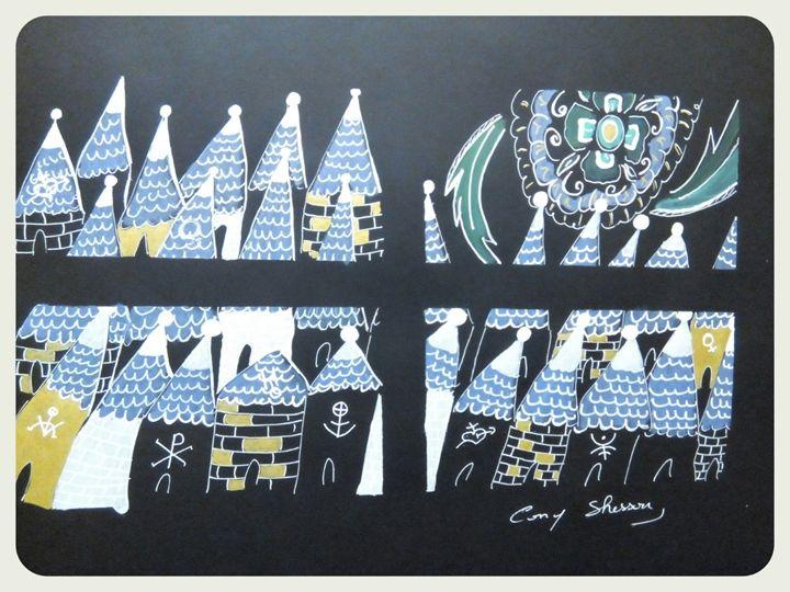 the village - Cony Shesson