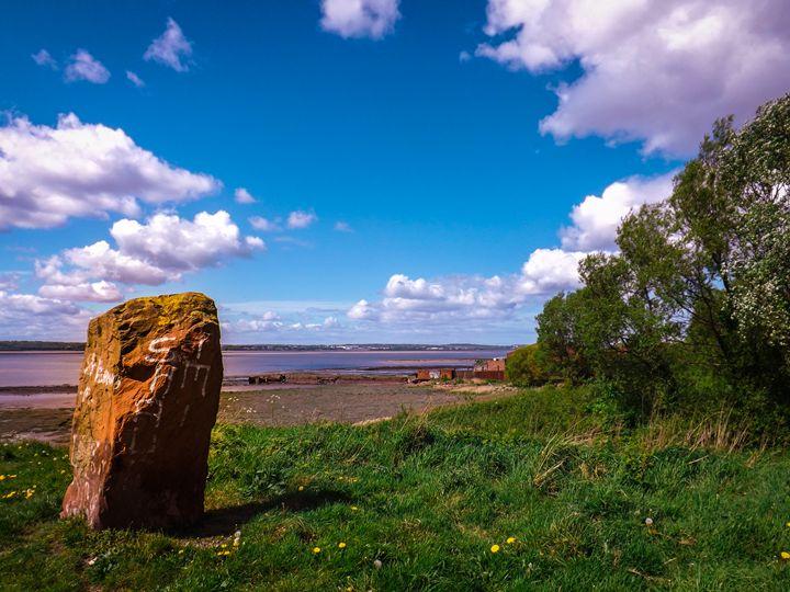 Between a rock and a blue place - David Jones