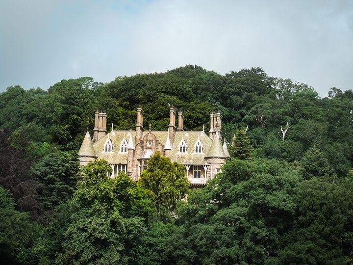 Anglesey house - David Jones