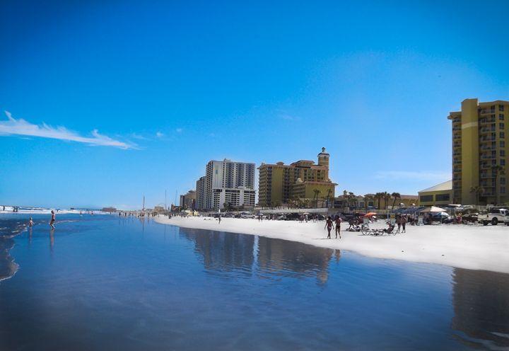 Daytona beach - David Jones