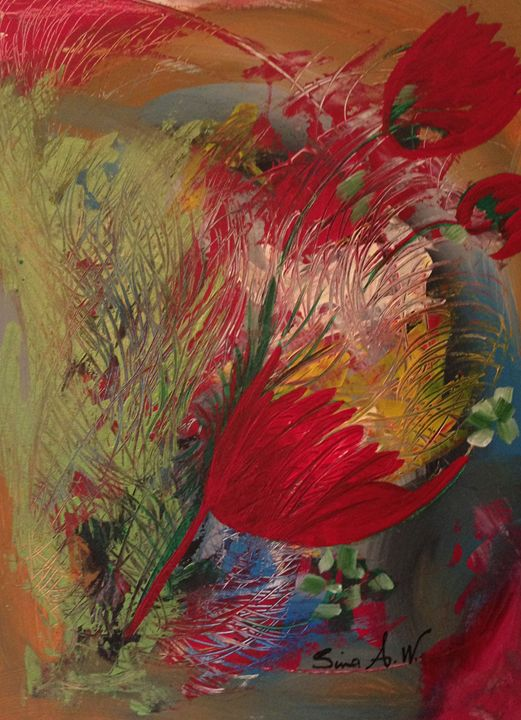 Flowers of Marc. - Sima Arts