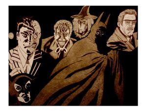 The Dark Knight Begins