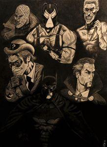 Deception of The Dark Knight