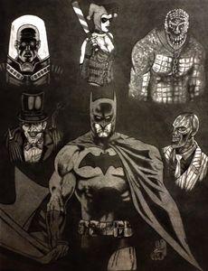 Conquest of The Dark Knight