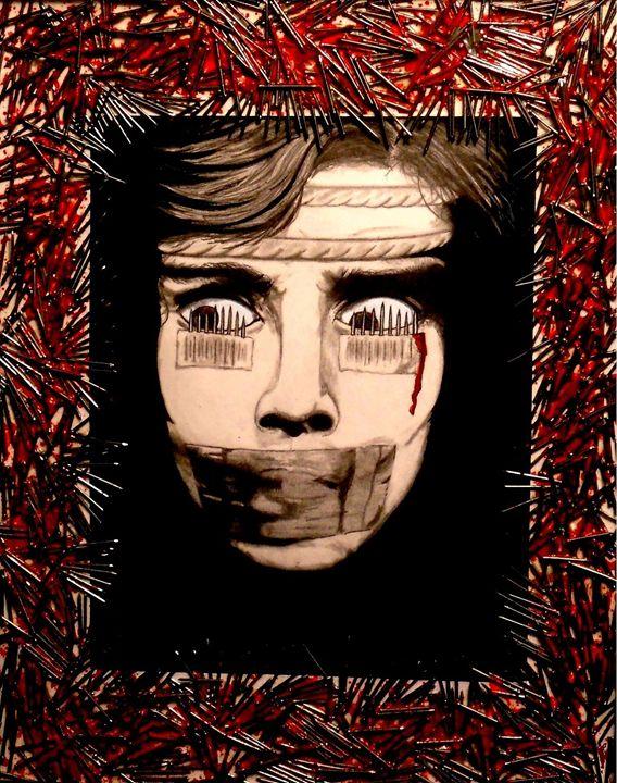 Terror at the Opera - Kevin Hamilton Art