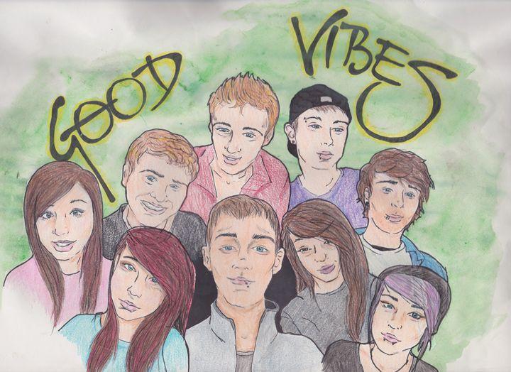 Good Vibes - Rainey