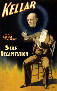 Kellar Self Decapitation