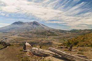 Mt St Helens 2 - Washington