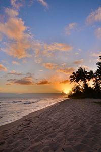 Ewa Beach Sunset 2 - Oahu Hawaii