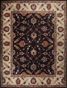 Hand Tufted Oriental Rug