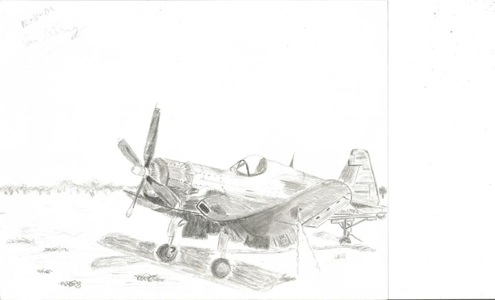 Lonely Warbird - Czech it out