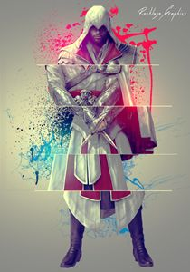 Assassins creed photo manipulation