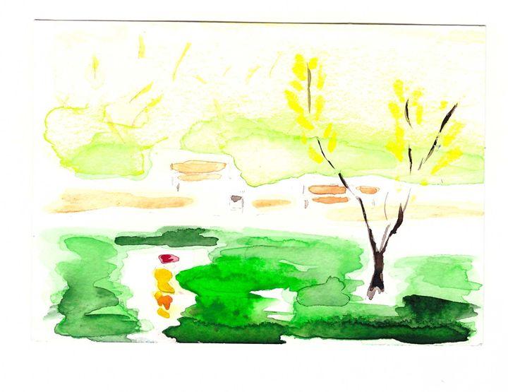 Early spring - Jen Kucher