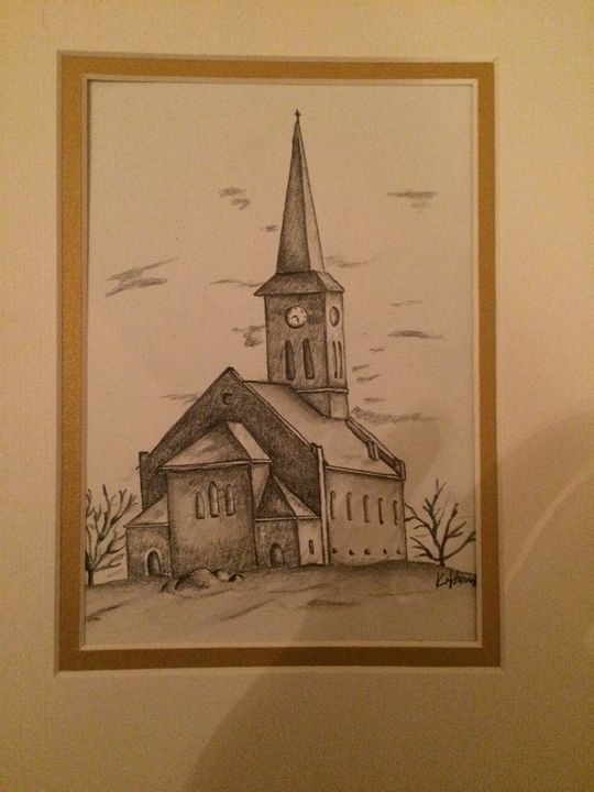 Church - Kat's Art