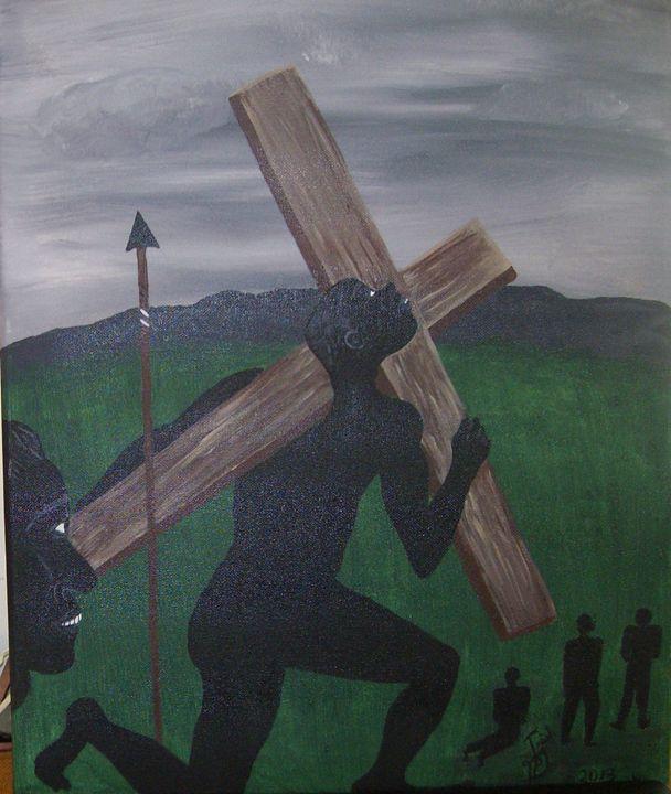 Crucifix 2 - The WOAG