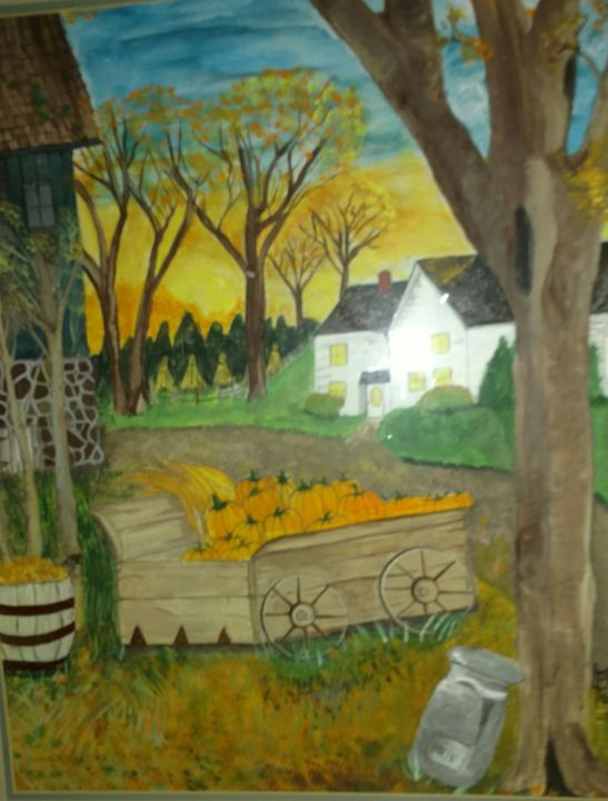 The Harvest - The WOAG