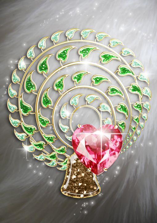 Life Tree.001 - YUN LIN