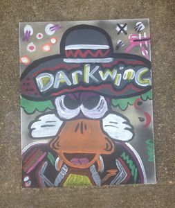 twisted darkwing duck