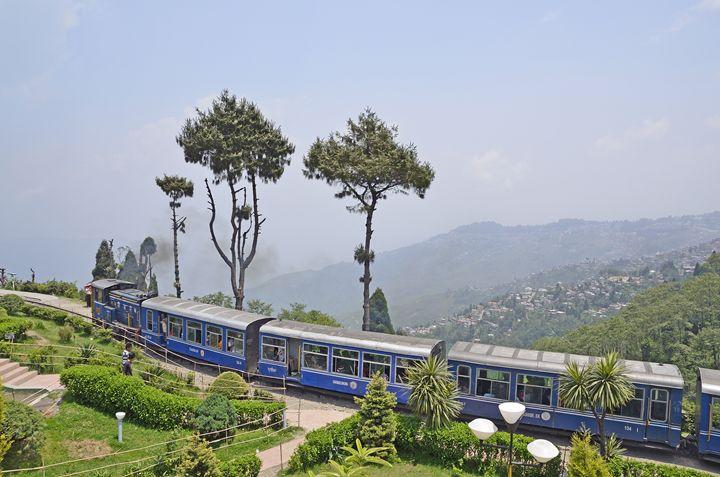Darjeeling Toy Train - Bhaswaran