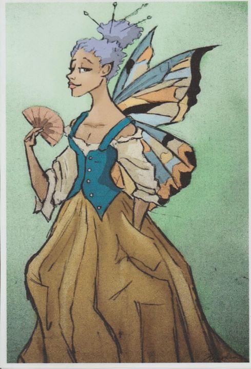 Fairy Court - Art of Becca Nicole