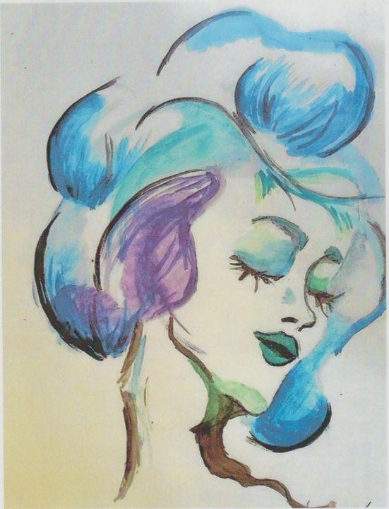 Minimalist - Art of Becca Nicole