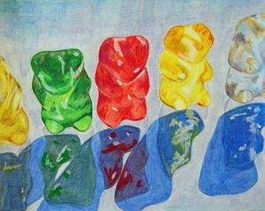 Gummy Bear Line-Up