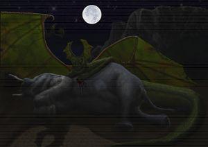 Dragon's prey