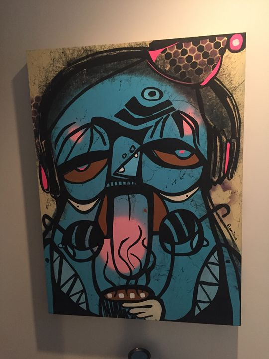 Disgruntled - WMG Gallery of expression