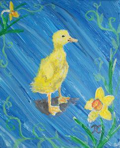 New Beginnings 3 Daffydown Ducky - Bekablo Creations