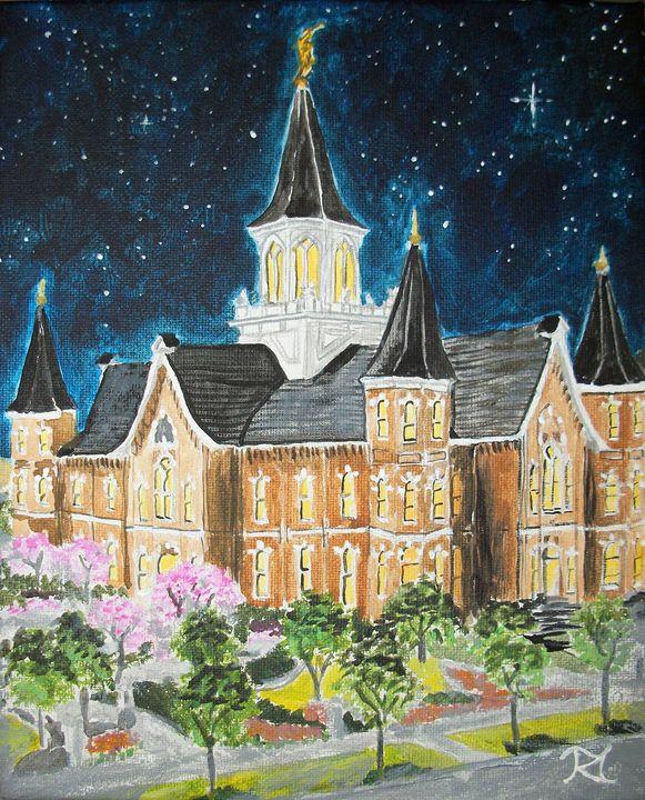 Provo City Center LDS Temple - Bekablo Creations
