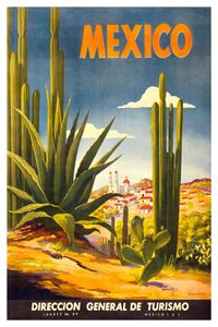 Vintage Ad - Mexico