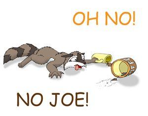 Oh no, no joe!