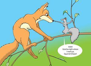Squirrel's Revenge
