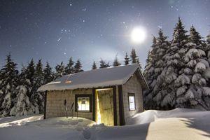 Bald Mountain Cabin Vermont