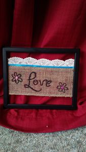 wall hanging - Upcycled Inspirations