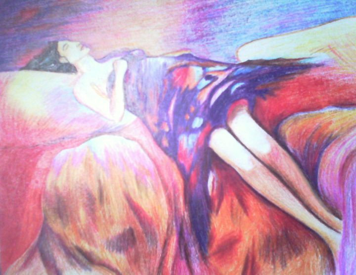The Eternal Sleep - Alice D'sousa