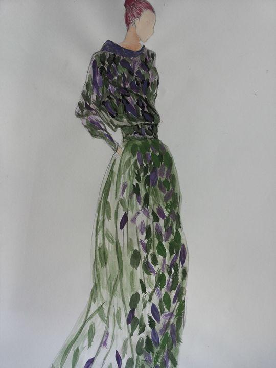 Dress - Justine