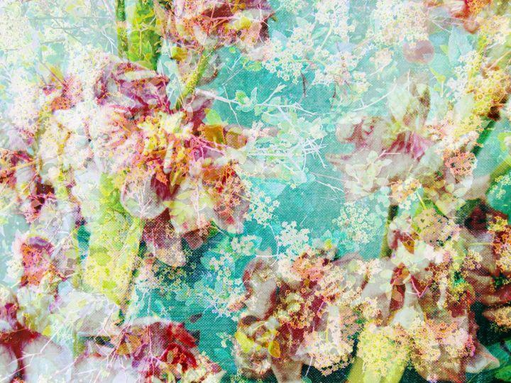 Flowers 49 - Flowers by Alaya Gadeh