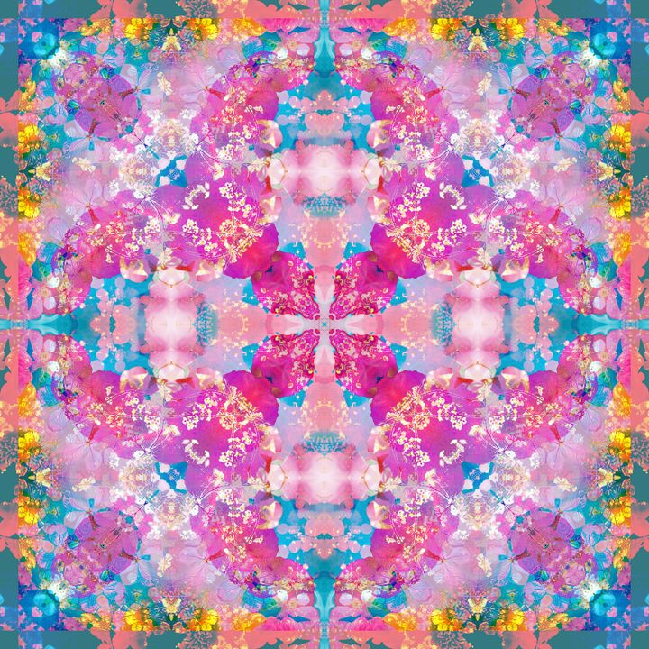 Diamond Blossom Ornament - Flowers by Alaya Gadeh