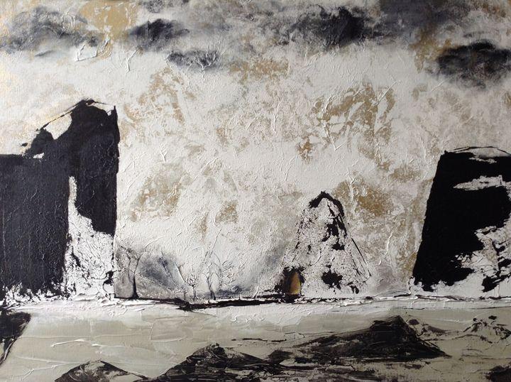 Bleak Horizon - Magdalena Knight Art
