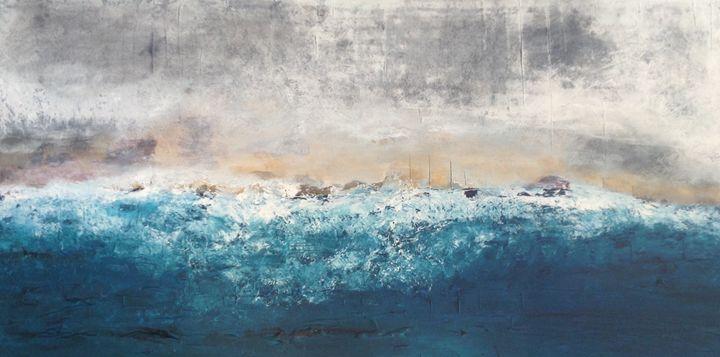 Forbidden Ocean - Magdalena Knight Art