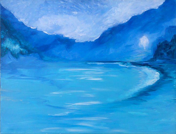Blue Splendor - Laneita