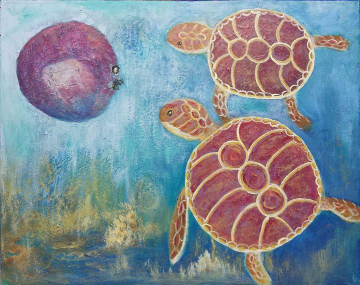 Turtles - Laneita
